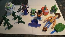 Toy Story figures from Burger King