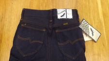 VTG Girls Maverick Blue Bell Denim Blue Jeans 10 Slim NOS USA Made 22 x 28