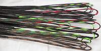 "60X Custom Strings 57"" String Fits Hoyt Faktor 34 #2 Bow Bowstring"
