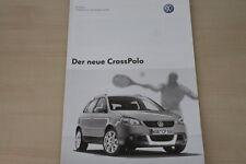 175946) VW Polo 9N CrossPolo - Preise & Extras - Prospekt 11/2005