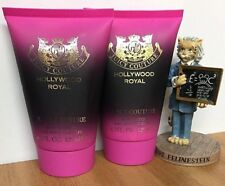 Juicy Couture Hollywood Royal Body Lotion Tube-4.2 Fl. Oz. Lot of 2! #F-16