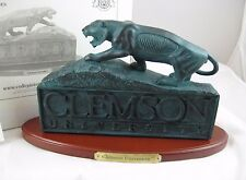Clemson University Tiger Statue - Limited Series by Collegiate Collectibles-NWB
