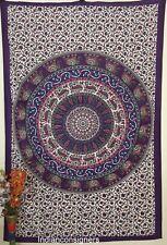 Decorativo Grande /& Pequeño Moderno Diseño Redondo Algodón roundies Mandala suave sólido