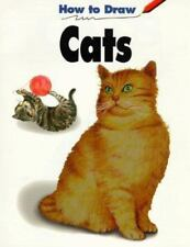 How to Draw: How to Draw Cats by Janet Rancan (1998, Paperback)