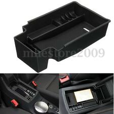 Car Central Console Armrest Tray Storage Box For Audi Q3 2013 2014 2015 2016