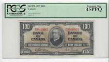 **1937**BOC $100 Dollar BC-27b, PCGS EF-45 PPQ, Gor/Tow SN# B/J 3800065