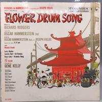 Vintage Flower Drum Song Soundtrack Record Album Vinyl LP