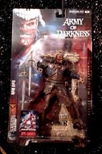 Mcfarlane Toys MOVIE MANIACS 3 EVIL Ash CASA Army of Darkness Action Figure