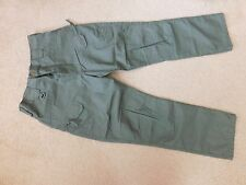 HELIKON-TEX URBAN TACTICAL GREEN PANTS SIZE LARGE NEW W/ DEFECTS