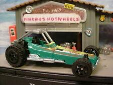 Modellini statici di auto, furgoni e camion verde scala 1:72