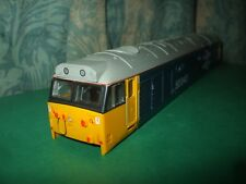 LIMA CLASS 50 BR BLUE LIMITED EDITION LOCO BODY ONLY - LEVIATHAN