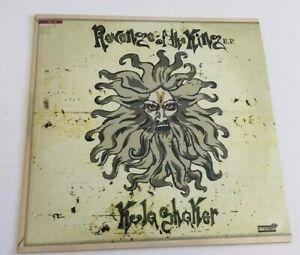 "Kula Shaker – Revenge Of The King E.P. 10"" Vinyl Record 2006 Numbered"
