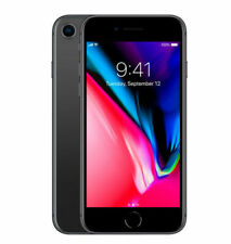 Apple iPhone 8 Plus 64GB Space Grey 12MP iOS Mobile Smartphone Unlocked