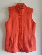 Talbots Womens Sleeveless Fleece Vest Jacket Size PS  nwt $79.50