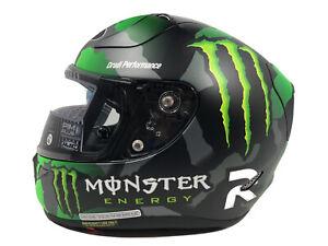 HJC RPHA 11 PRO - Monster Energy - Motorcycle Helmet - New (Open Box) - Size: XL