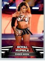 2019 WWE Womens Division Royal Rumble #5 Ember Moon