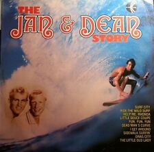 JAN & DEAN LP THE JAN & DEAN STORY AUSTRALIAN ISSUE