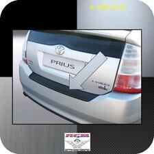 Exklusiv RGM Ladekantenschutz Silber-Look für Toyota Prius Liftback II 2003-2009