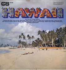LP Hawaii - Eine Insel, aus Träumen geboren - Die Samoa-Serenaders