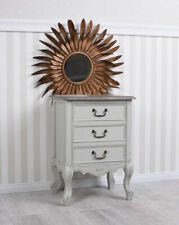 Bedside Table Country Style Dresser Nightstand Night Table Night Console Antique