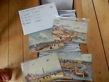 More details for raphael tuck & sons scotland curated hoard of 679 cards in sets part sets etc !!