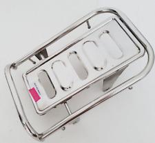 Rear stainless steel carry rack for Honda Little Cub, back rack, Cub cargo rack