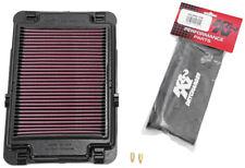 K&N Powerlid AirBox Cover for 99-14 Honda TRX400EX/X #HA-4099-T