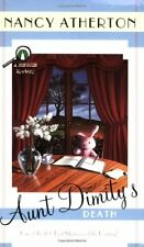 Aunt Dimitys Death (Aunt Dimity Mystery) by Nancy Atherton