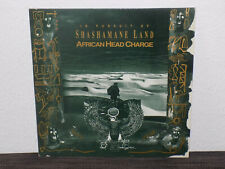 African Head Charge - In Pursuit of Shashmane Land - ON-U LP 65