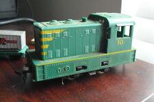 Vintage Ho Scale Marx #10 Yard Switcher Locomotive