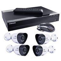 Samsung SDH-B3040 4 Cam 1TB 4-channel HD DVR Security camera Safety System