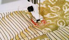 Viking Husqvarna Sewing Machine Clear ¼ inch Piecing Foot 412-9274-47**