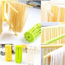 10 Arm Pasta Linguine Noodles Drying Rack Spaghetti Hanging Holder Kitchen Tool