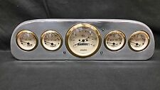 1960 1961 1962 1963 FORD FALCON GAUGE CLUSTER GOLD DOLPHIN