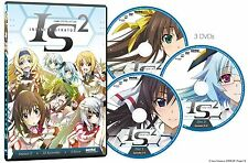 Infinite Stratos II . IS2 . The Complete Collection Season 2 . Anime . 3 DVD NEU