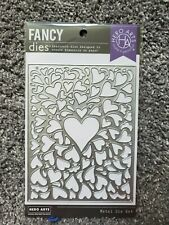 Hero Arts Fancy Dies Window On Love Confetti Fancy Die