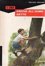 E5 Caccia all'uomo gatto Simon SAIE 1956
