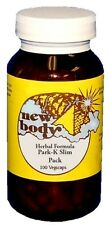 Par-K Slim Pack BY New Body Products 100 Vegicaps, No Binders or Fillers