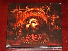 Slayer: Repentless - De Lujo Edición Limitada CD + Set DVDS 2015 adicional