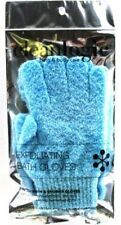 (3 Pack) Clean Logic Exfoliating Bath Gloves
