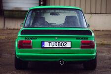 BMW SERIE 02 E10 E20 1602 1802 2002 AILERON / BECQUET