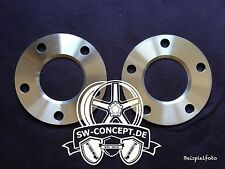 6mm 2x3mm Spurverbreiterungen SCC VW T5 T6 Amarok 5x120 65,1 Distanzscheiben