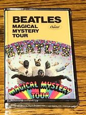 THE BEATLES ~ MAGICAL MYSTERY TOUR ~ CASSETTE TAPE ~ STILL FACTORY SEALED!