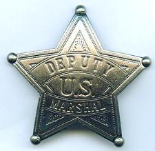 US Deputy Marshal Stern  Sheriff Western Marshall Cowboy