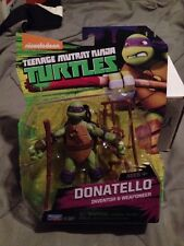 2015 Teenage Mutant Ninja Turtles Donatello 1/1 Error 2 Left Hands! Rare
