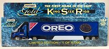 Matchbox Gold Collection King Size Rigs Oreo New In Box 1996