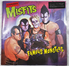 MISFITS - Famous Monsters LP - 180 Gram Black Vinyl Album - SEALED Import Record