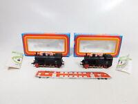 CE152-1# 2x Märklin H0/AC 3104 Tenderlok/Dampflok 89 066 DB, sehr gut+OVP