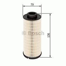 Kraftstofffilter - Bosch 1 457 070 008