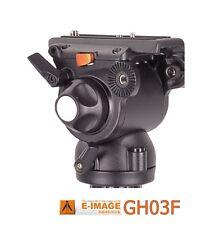 Eimage GH03F 75MM Fluid video head paylod 3~5kg
